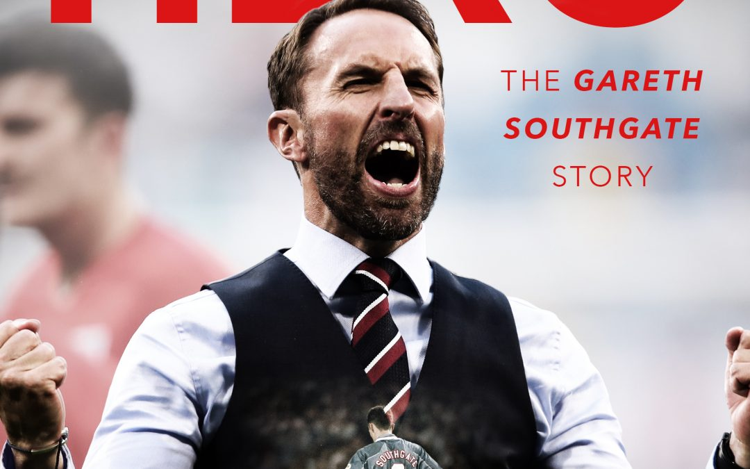 Gareth Southgate – From Zero to Hero … and OBE