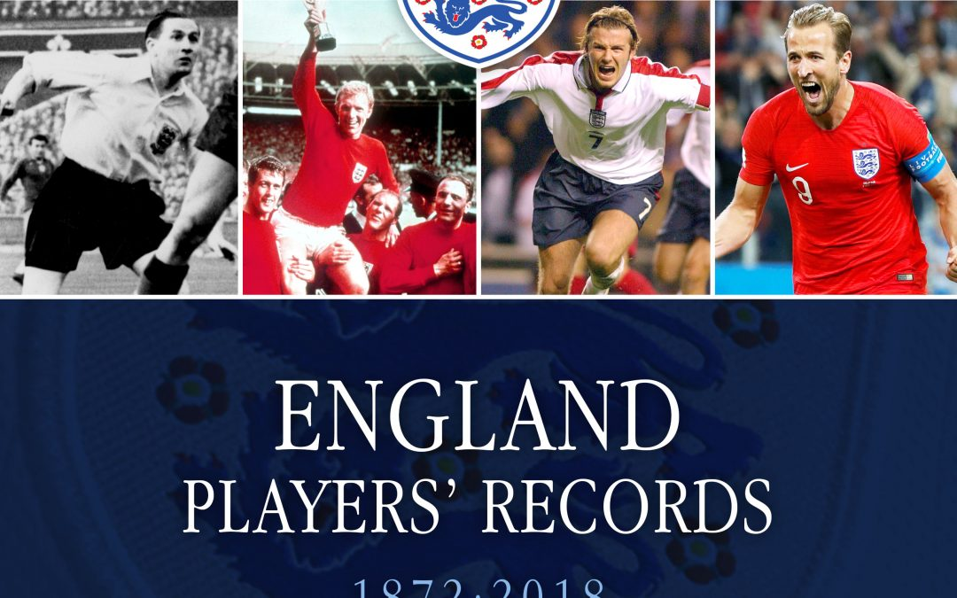 New England Players Records' Ebook follows World Cup triumph