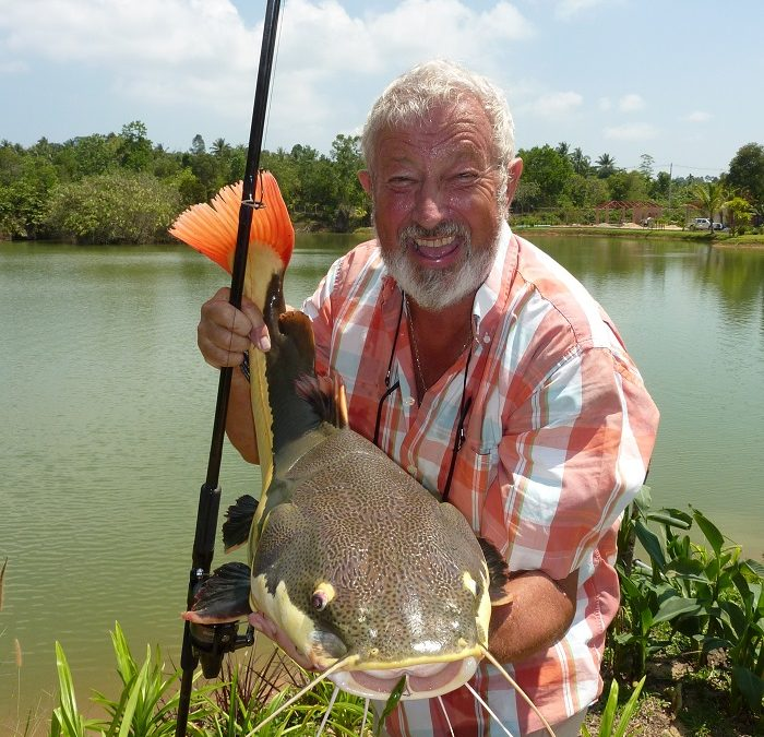 JOHN WILSON – A TRIBUTE TO FISHING'S GREATEST EVER ANGLER