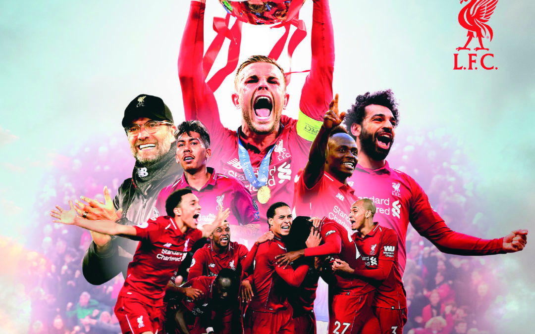 Liverpool FC The Official Story of the Season 2018/19
