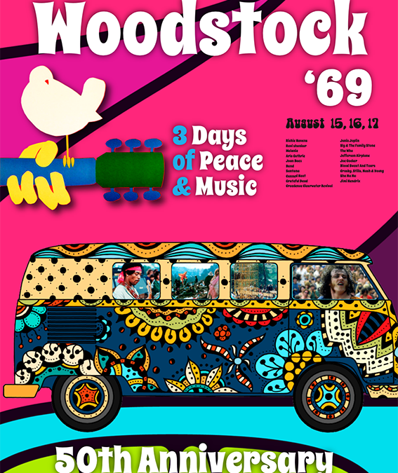 Woodstock – 50th Anniversary