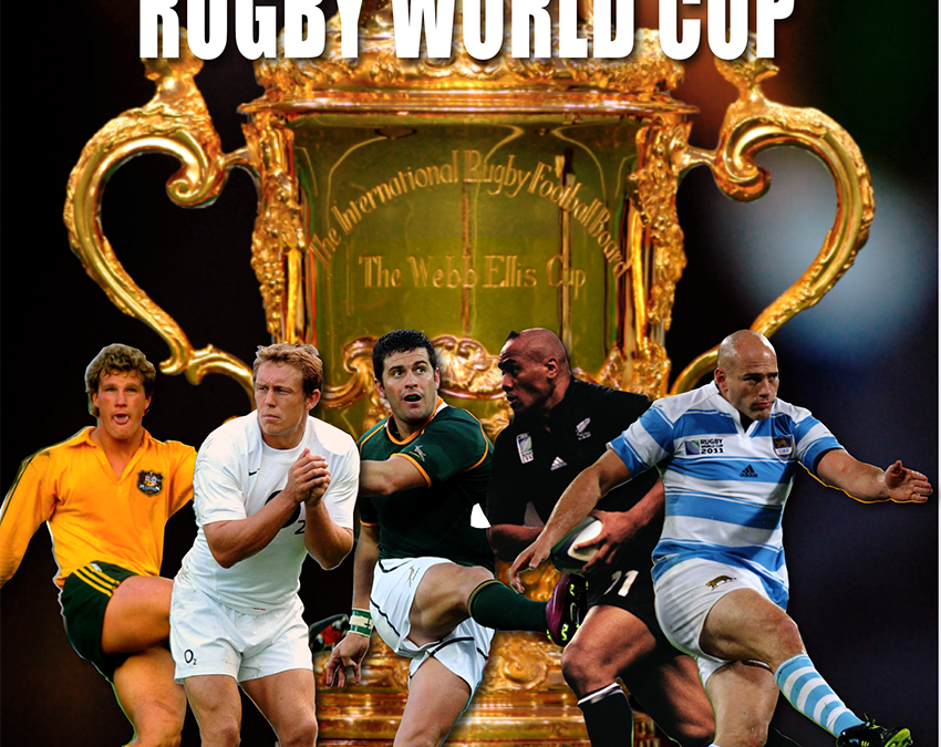 NEW RUGBY WORLD CUP HISTORY TIES IN WITH START OF TOURNAMENT
