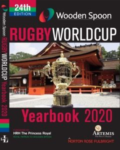 New yearbook reviews Rugby World Cup 2019
