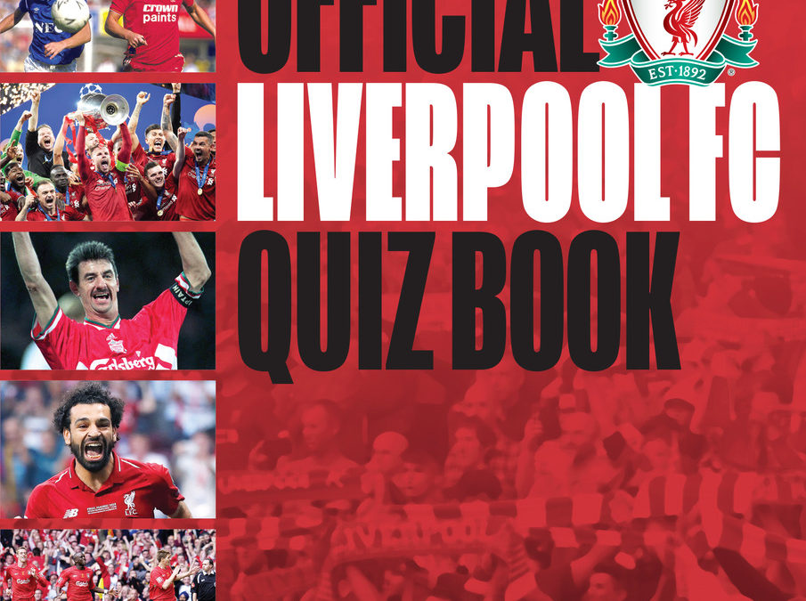 NEW OFFICIAL LFC BOOKS AS REDS MARCH TOWARDS THE TITLE