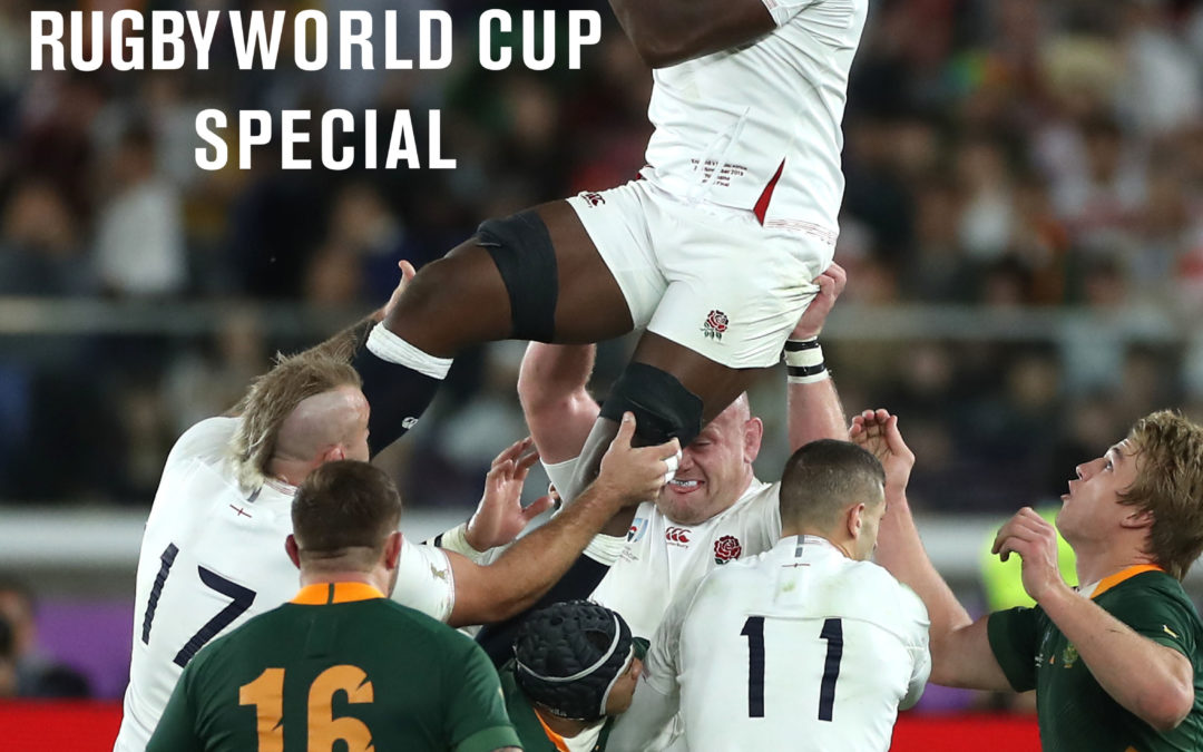 RUGBY YEARBOOK INCLUDES WORLD CUP REVIEW