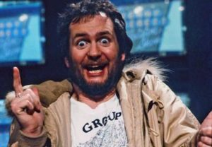 Those Cupid Stunts at G2 re-release Kenny Everett's autobiography