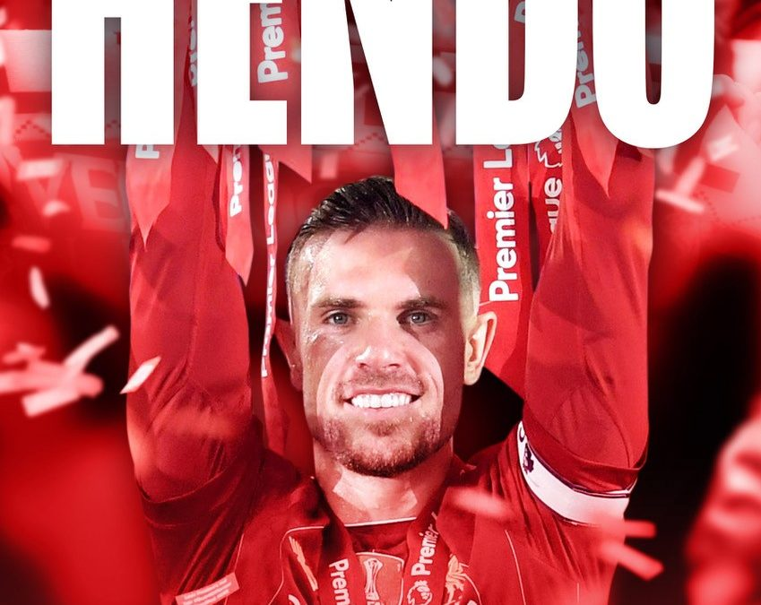 JORDAN HENDERSON BIOGRAPHY KICKS OFF NEW PREMIER LEAGUE SEASON