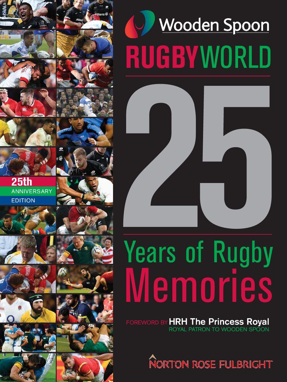 25 Years of Rugby Memories